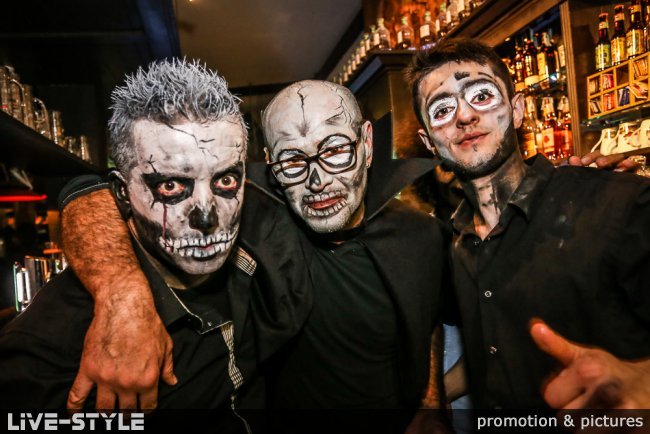 31.10.2017 - Papa Joes Legendary Halloween party