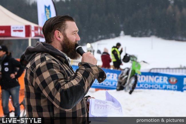 11.03.2018 - HARLEY® & SNOW - Race&Snow Hillclimbing - RACE PART 1