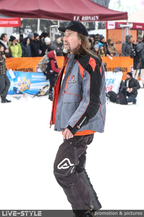 11.03.2018 - HARLEY® & SNOW - Race&Snow Hillclimbing 2018 - RACE PART 1