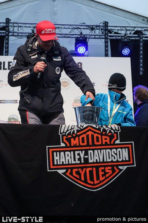 11.03.2018 - HARLEY® & SNOW - Race&Snow Hillclimbing - RACE PART 2