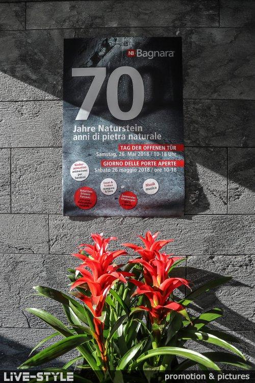 25.05.2018 - BAGNARA - 70 anni pietra naturale