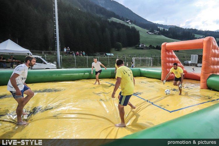 13.07.2018 - 10. Aquasplash Seifenfussball Turnier - GAMES - FRIDAY