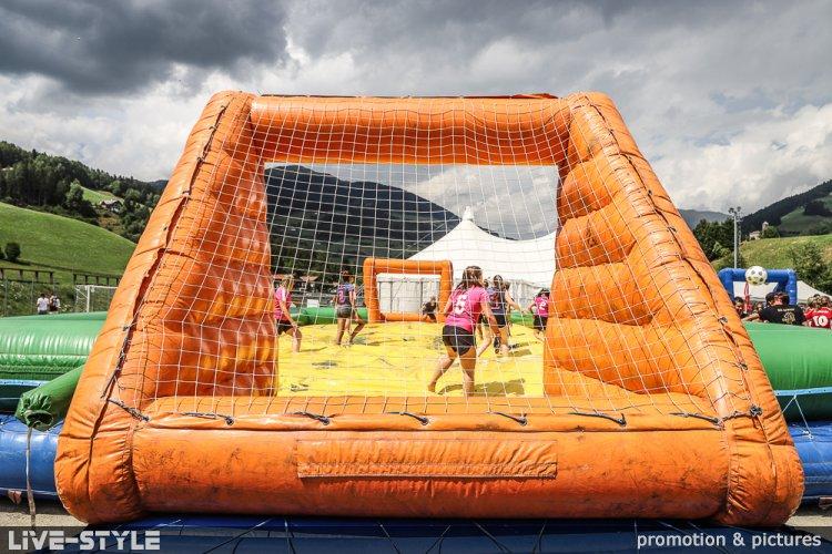 14.07.2018 - 10. Aquasplash Seifenfussball Turnier - GAMES - Saturday