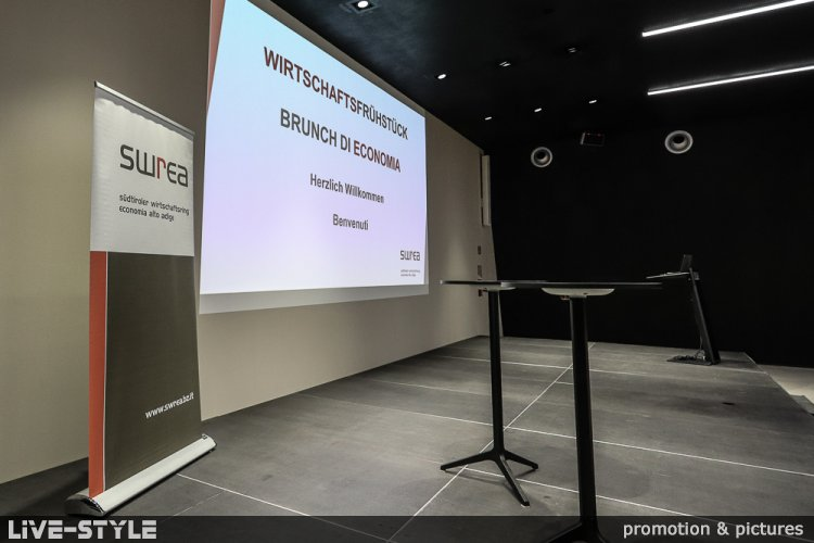 30.08.2018 - Brunch di Economia meet & greet - NOI Techpark BZ