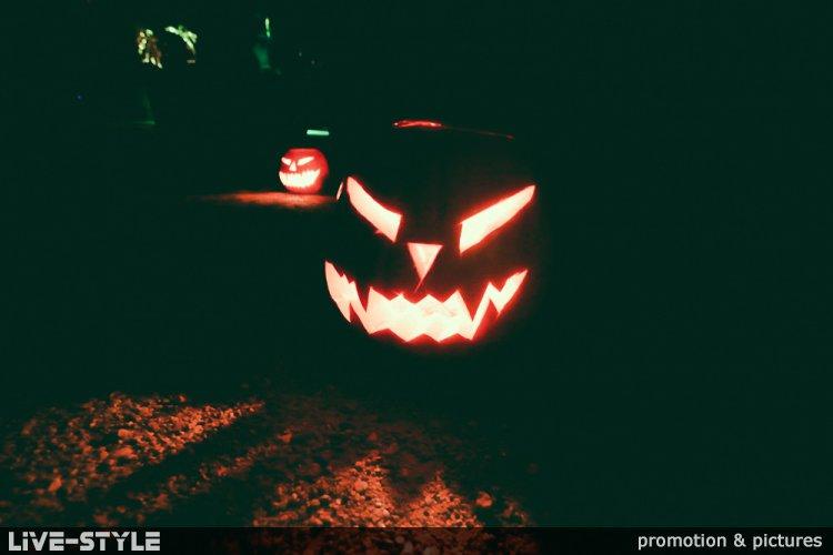 31.10.2018 - The legendary Papa Joes Halloween Party
