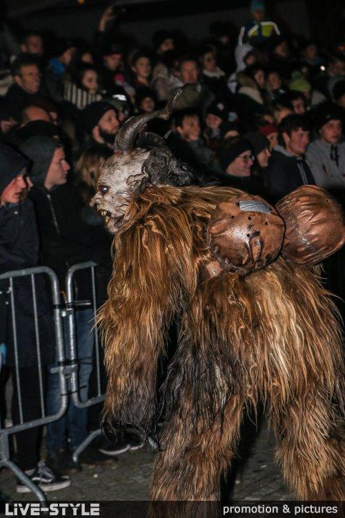 17.11.2018 - DER LAUF - Tuifl & Krampustreffen - Latsch
