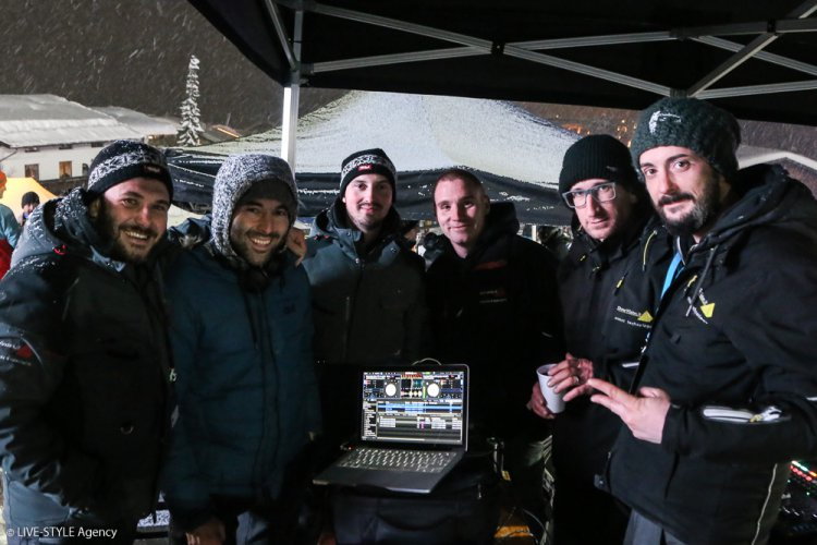 12.01.2019 - RACE part2 & AWARDS - Bike&Ski Event Ellmau (Austria)