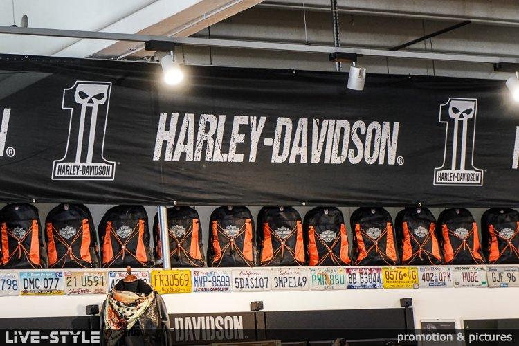30.03.2019 - Open Day Harley-Davidson ® Bozen