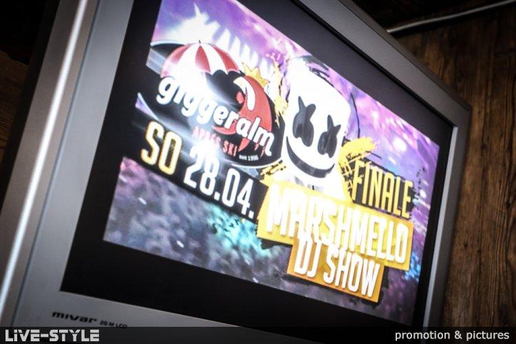 28.04.2019 - Giggeralm Finale - Marshmello DJ Show