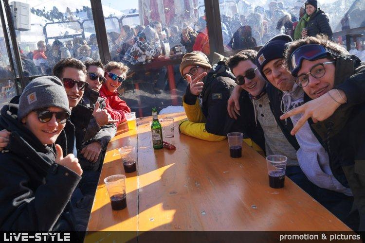 26.12.2019 - Ganischgeralm - Stephans day party 2019