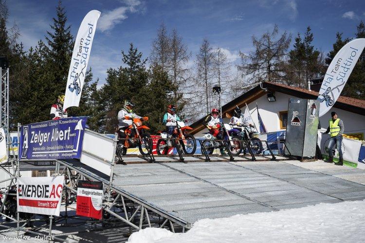 15.02.2020 - Snow Speedhillclimbing 2020 - Deutschnofen
