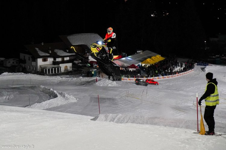 15.02.2020 - Italian Snowmobile Championship 2020
