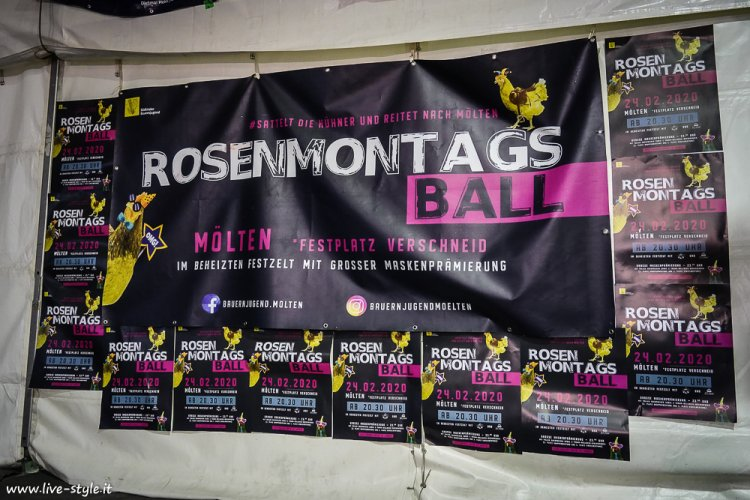 24.02.2020 - Rosenmontagsball 2020 - Meltina