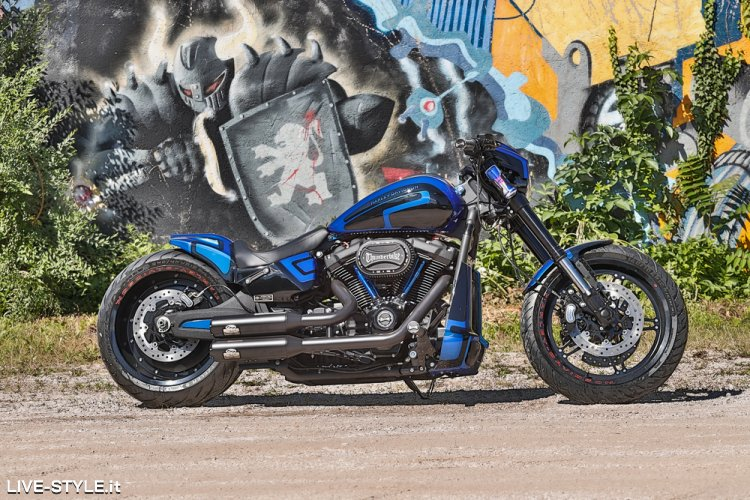 20.06.2020 - SHOPPING Day at Harley-Davidson ® Bozen