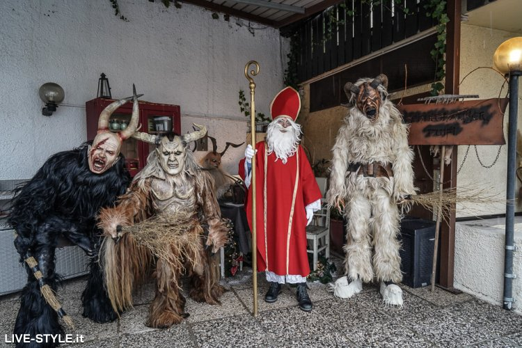 05.12.2020 - Nikolaus & Krampus Day @ Hotel Alexandres