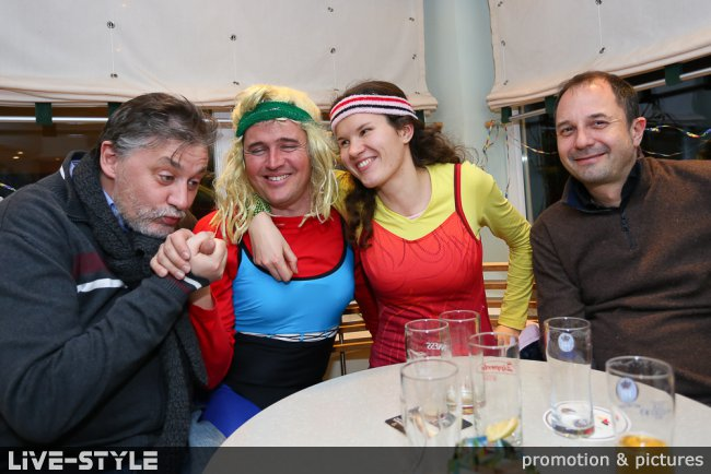 04.02.2016 - Süße Früchtchen - Faschingsparty