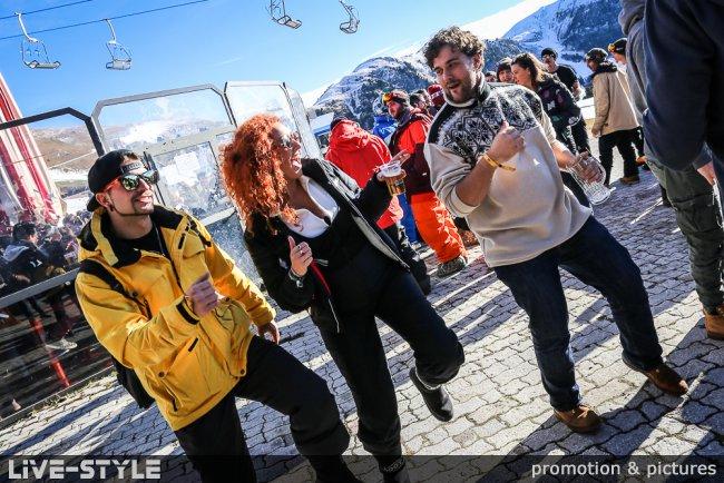 27.11.2016 - Ganischgeralm Winter Opening 2016