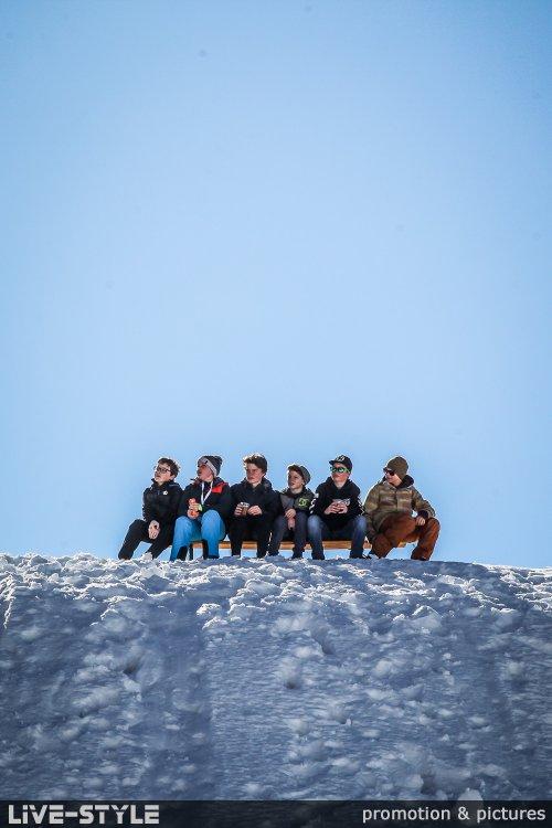 12.03.2017 - HARLEY® & SNOW - Race&Snow Hillclimbing 2017 - PART 1