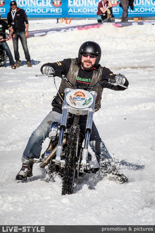 12.03.2017 - HARLEY® & SNOW - Race&Snow Hillclimbing 2017 - PART 2